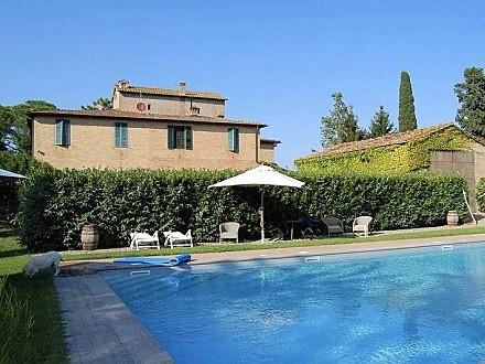Location Villas Et Maisons Avec Piscine Priv E En Italie