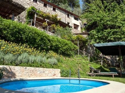 Location maison avec piscine priv e en toscane felice tl08 for Location toscane piscine
