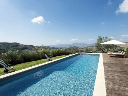 Location villa de charme avec piscine en toscane for Location toscane piscine