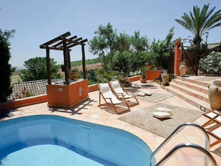 Location villa sicile avec piscine pas cher tangi st01 for Location villa espagne avec piscine privee pas cher