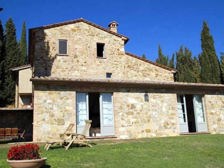Location villa piscine italie toscane signorelli ts01 for Location maison piscine italie
