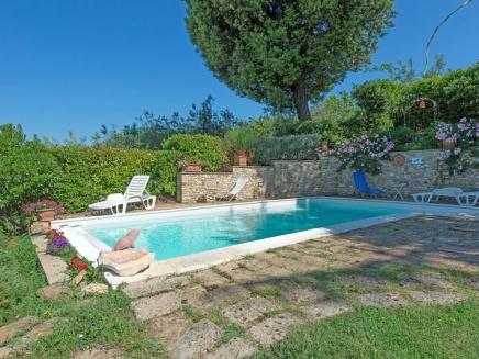 Appartement en toscane avec piscine partager for Location toscane piscine