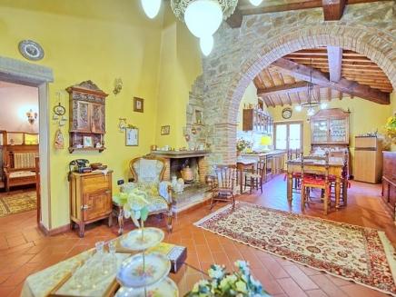 Toscane en italie location maison avec piscine priv e for Location maison piscine italie