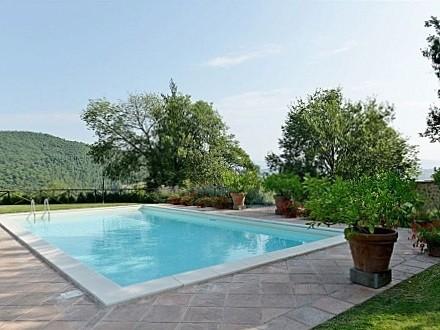 Location villa toscane avec piscine priv e oliveti ta01 for Location toscane piscine